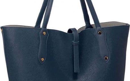 Dámská námořnicky modrá kabelka Kayla 504