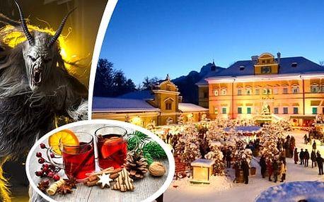 Rakousko - Salzburg, 1denní zájezd největšího čertího průvodu na světě. Dopoledne vás čeká prohlídka centra města Salzuburg a poté volné odpoledne, které můžete strávit na adventních trzích či prohlídkou místních muzeí a jiných památek.