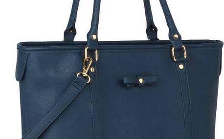Dámská námořnicky modrá kabelka fabira 507