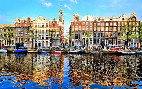 Amsterdam a Keukenhof – květinové korzo - 1. den, Nizozemsko, autobusem, bez stravy