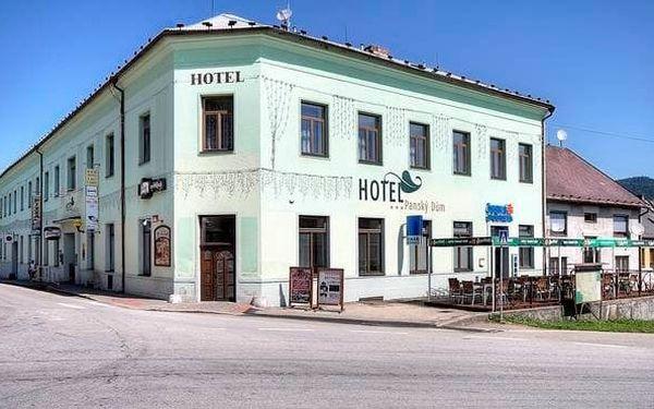 Hotel Panský dům - Vyšší Brod