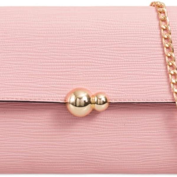 Dámská růžová kabelka Melisa 975