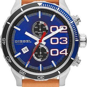 Stříbrné pánské hodinky Diesel DZ4322 - doprava zdarma!