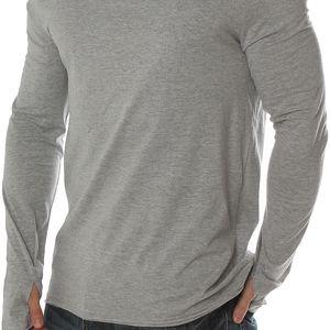 Pánské tričko s dlouhým rukávem Sky Rebel vel. XXL