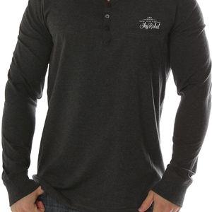 Pánské tričko s dlouhými rukávy Sky Rebel vel. XL