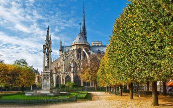 Paříž s prohlídkou muzeí a ubytováním se snídaní
