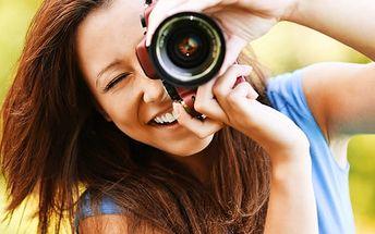 Sobotní kurzy fotografování pro začátečníky a mírně pokročilé pod vedením erudovaného fotografa.