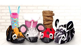 Babygaloše - ochranné návleky na dětské botičky