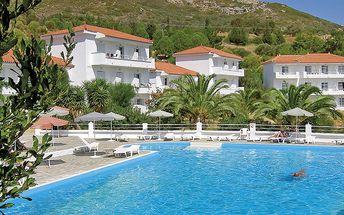 Hotel Maritsa Bay, Řecko, Samos, 8 dní, Letecky, Polopenze, Alespoň 3 ★★★, sleva 21 %, bonus (Levné parkování u letiště: 8 dní 499,- | 12 dní 749,- | 16 dní 899,- , Změna destinace zdarma, Rezervace zájezdu za 1 500 Kč/os)