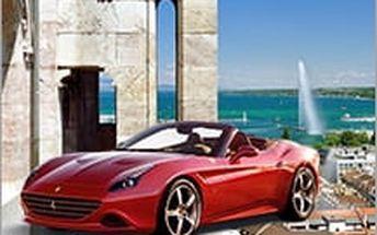 Světoznámý autosalon v Ženevě na dosah ruky! Zajeďte si na tuto automobilovou podívanou za akční cenu 1690 Kč!