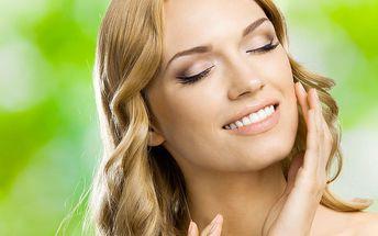 Kosmetické liftingové ošetření ultrazvukovou špachtlí