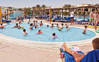 Hotel Club Magic Life Kalawy, Egypt, Hurghada, 8 dní, Letecky, All inclusive, Alespoň 5 ★★★★★, sleva 32 %, bonus (Levné parkování u letiště: 8 dní 499,- | 12 dní 749,- | 16 dní 899,- )