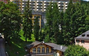 Rakousko - Bad Gastein na 11 dní, bez stravy s dopravou vlastní