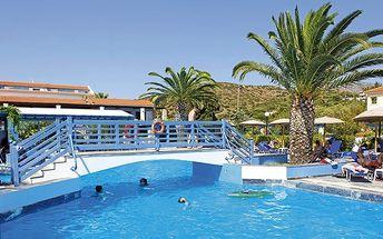 Hotel Zefiros Beach, Řecko, Samos, 8 dní, Letecky, Polopenze, Alespoň 3 ★★★, sleva 21 %, bonus (Levné parkování u letiště: 8 dní 499,- | 12 dní 749,- | 16 dní 899,- , Změna destinace zdarma, Rezervace zájezdu za 1 500 Kč/os)