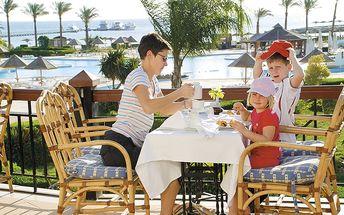 Hotel Grand Seas Resort Hostmark, Egypt, Hurghada, 8 dní, Letecky, All inclusive, Alespoň 4 ★★★★, sleva 34 %, bonus (Levné parkování u letiště: 8 dní 499,- | 12 dní 749,- | 16 dní 899,- )