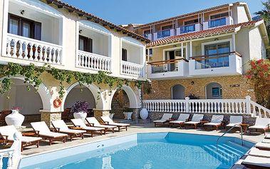 Hotel Ino, Řecko, Samos, 8 dní, Letecky, Snídaně, Alespoň 3 ★★★, sleva 24 %, bonus (Levné parkování u letiště: 8 dní 499,- | 12 dní 749,- | 16 dní 899,- )