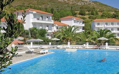 Hotel Maritsa Bay, Řecko, Samos, 8 dní, Letecky, Polopenze, Alespoň 3 ★★★, sleva 21 %, bonus (Levné parkování u letiště: 8 dní 499,- | 12 dní 749,- | 16 dní 899,- )