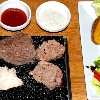 Mlsnej Kocour: Ugrilujte si maso přímo na stole