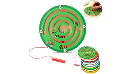 Dětská vzdělávací hračka - bludiště