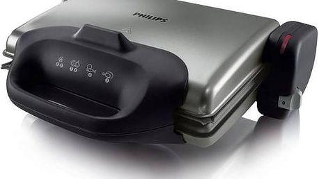 Philips HD4467/90 šedý + Doprava zdarma