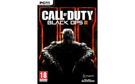 PC Call of Duty: Black Ops 3; 33522CZ
