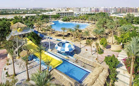 Hotel Sindbad Club Aqua, Egypt, Hurghada, 8 dní, Letecky, All inclusive, Alespoň 4 ★★★★, sleva 38 %, bonus (Levné parkování u letiště: 8 dní 499,- | 12 dní 749,- | 16 dní 899,- )