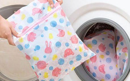 Vak na praní jemného prádla