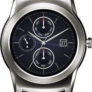 Chytré hodinky LG LG Watch Urbane (LGW150.ASWSSV) stříbrné