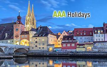 Regensburg o advent: Zájezd na 1 den pro 1 osobu včetně průvodce a dopravy z Prahy