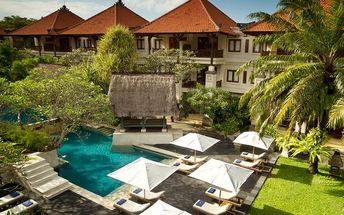 Bali - na 13 dní, snídaně s dopravou letecky z Prahy