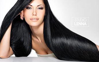 Kadeřnické balíčky pro krátké i dlouhé vlasy: střih arganový zábal a masáž hlavy