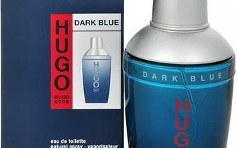 Toaletní voda Hugo Boss Dark Blue 75ml
