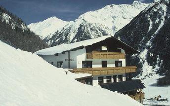 Rakousko - Sölden Arena / Ötzal na 11 dní, bez stravy s dopravou vlastní