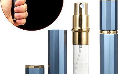 Cestovní lahvička s rozprašovačem - 8 ml