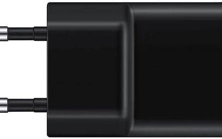 Nabíječka do sítě Samsung EP-TA12, 2A, USB 3.0 (EP-TA12EBEQGWW) černý
