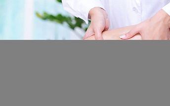 60minutová ruční lymfatická masáž v pražském salonu Grácia
