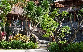 Bali - Nusa Dua Beach na 8 dní, snídaně s dopravou letecky z Prahy