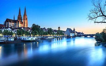 Celodenní zájezd na advent do německého Regensburgu pro 1 osobu