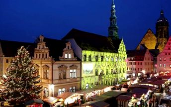 Romantický výlet do Drážďan