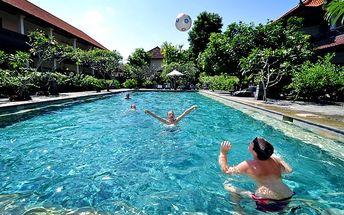 Bali - Sanur na 8 až 15 dní, snídaně s dopravou letecky z Prahy