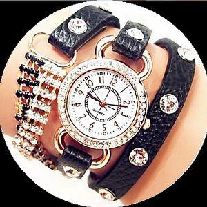 Luxusní hodinky z kolekce Infiniti 2014 jsou elegantní i rebelské zároveň.