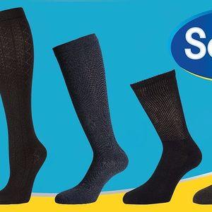 Funkční ponožky Scholl pro každodenní pohodlí