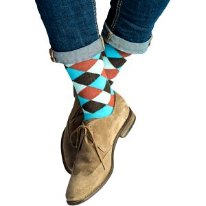 Ponožky Funky Steps Sandy, unisex velikost