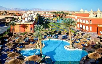 ALF LEILA WA LEILA, Egypt, Hurghada, 8 dní, Letecky, All inclusive, Alespoň 3 ★★★, sleva 56 %, bonus (Levné parkování u letiště: 8 dní 499,- | 12 dní 749,- | 16 dní 899,- )