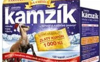 Cemio Kamzík 120 cps. Vánoce 2016