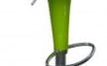 Barová židle Signal Krokus A-148 (limetková) - 1 kus