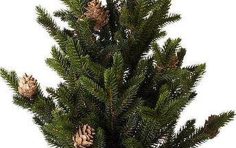Umělý vánoční stromeček Parlane Hessian, výška 60 cm