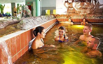 Maďarské lázně Hajdúszoboszló s plnou penzí a wellness neomezeně pro DVA