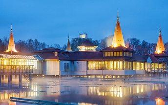 4denní pobyt v hotelu Panorama v Hévízu s programem a autobusovou dopravou