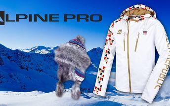 Pánské zimní oblečení Alpine Pro OH